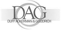 Duff Ackerman and Goodrich Logo