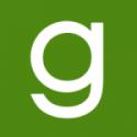 Globys White G Logo